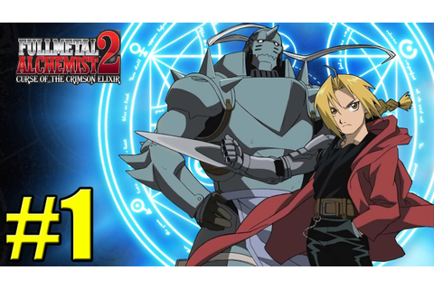 Fullmetal Alchemist 2 Curse of the Crimson Elixir ...