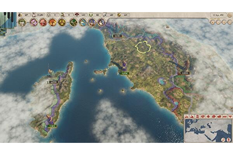 Imperator: Rome is Paradox's big new grand strategy game ...