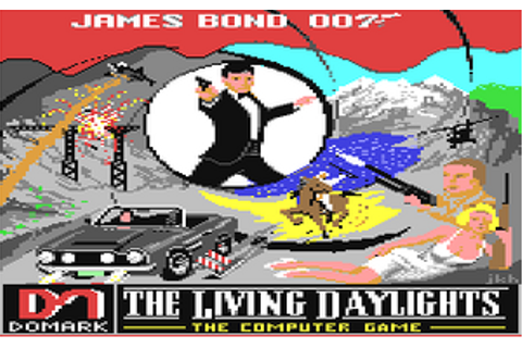 The Living Daylights - C64-Wiki
