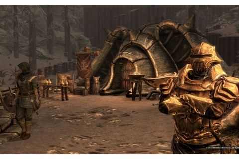 The Elder Scrolls V: Skyrim - Dragonborn on Steam - PC ...