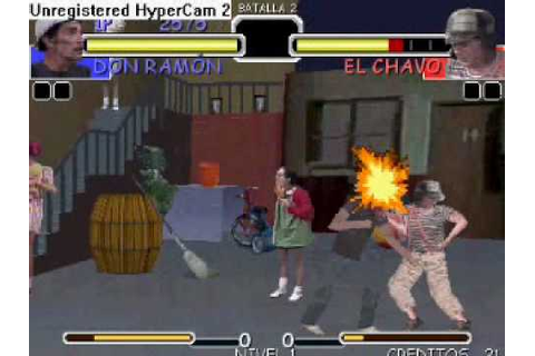 Street Chavo (Game Play).wmv - YouTube