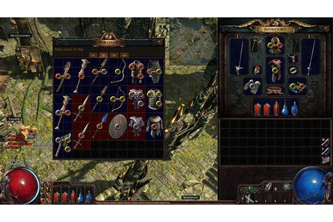 Items | Characters and their advancement - Path of Exile ...