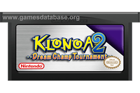 Klonoa 2: Dream Champ Tournament - Nintendo Game Boy ...