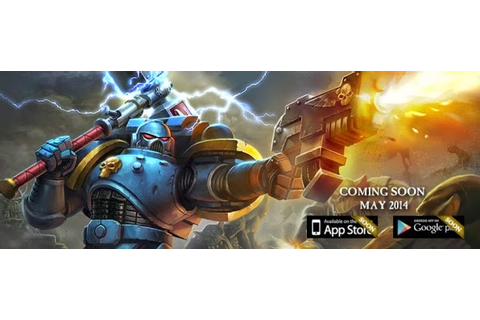 Warhammer 40,000 Carnage, yet another 40k mobile game ...