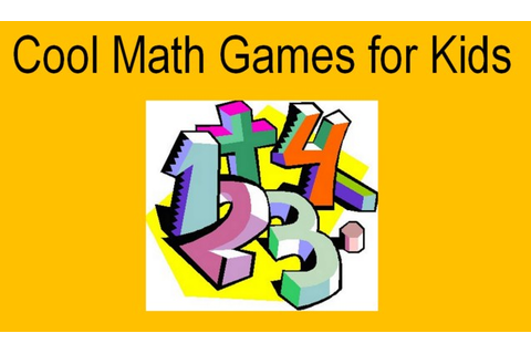 Best Sites to Play Cool Math Games: Cool Math Games for ...