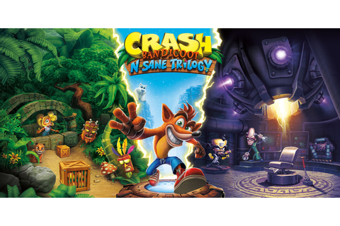 Crash Bandicoot™ N. Sane Trilogy | Nintendo Switch | Games ...