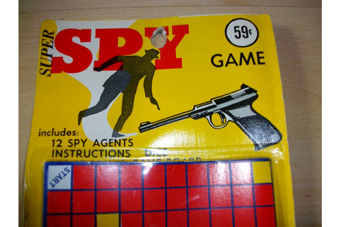 CODE NAME SPY TOY: STAR WANNATOY'S SUPER SPY GAME