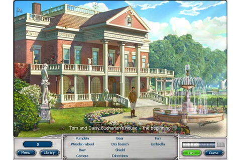 Classic Adventures: The Great Gatsby download free :: Play ...