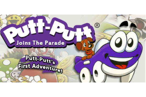 Putt-Putt® Joins the Parade on Steam