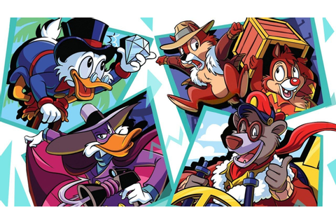 Disney Afternoon Collection Review - IGN