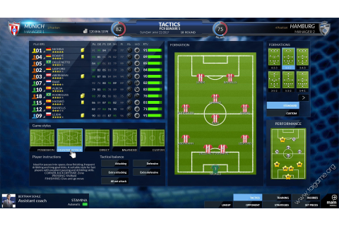 Football Club Simulator - FCS - Download Free Full Games ...