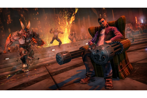 Saints Row: Gat Out of Hell introduces The Seven Deadly ...