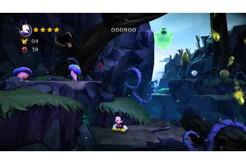Test Chamber - Castle of Illusion Starring Mickey Mouse ...