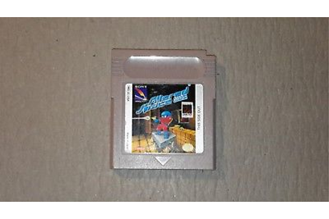 Altered Space A 3-D Alien Adventure ( Nintendo Game Boy ...