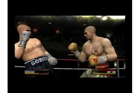 (Ps2) Fight Night: Round 3 - EPIC Fight Custom Gameplay ...