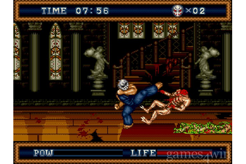 Splatterhouse 3 Download on Games4Win