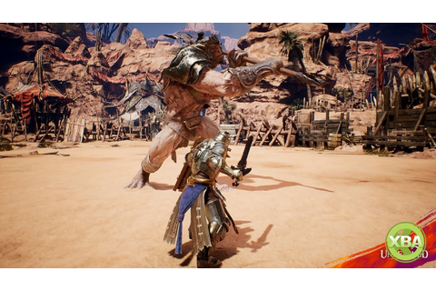 Bless Unleashed is a Free-to-Play MMO Coming to Xbox One ...