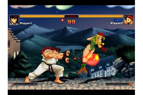 CGRundertow SUPER STREET FIGHTER 2 TURBO HD REMIX for ...
