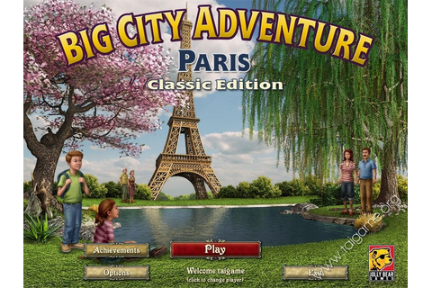 Big City Adventure: Paris - Download Free Full Games ...