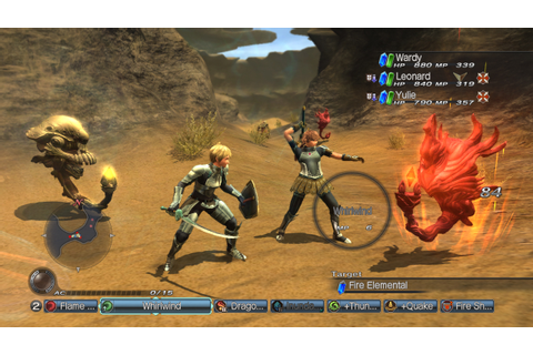 VG-Reloaded Review: White Knight Chronicles II (PS3 ...