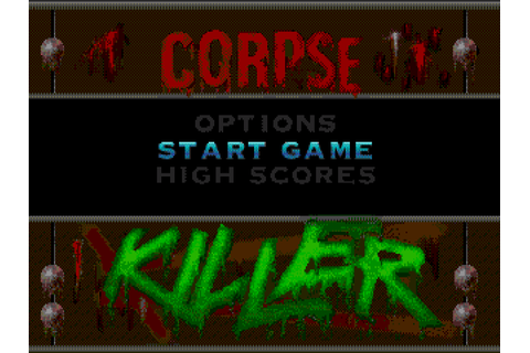 Corpse Killer Download Game | GameFabrique