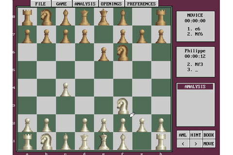 Download Grandmaster Chess strategy for DOS (1992 ...