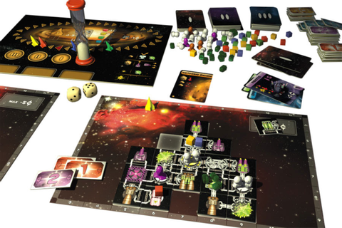Galaxy Trucker Board Game | The Gamesmen