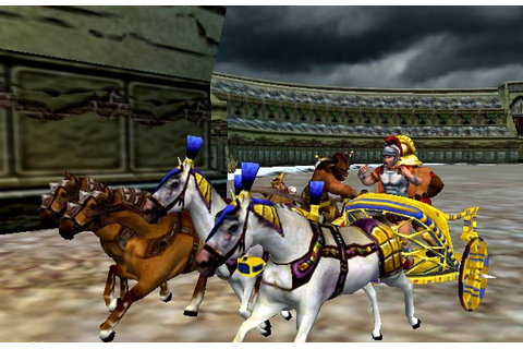 Download Game Circus Maximus - Chariot Wars PS2 Full ...