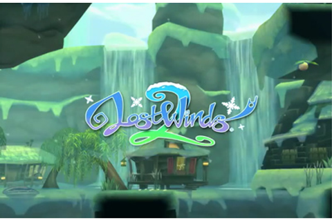Lost Winds: Winter of the Melodias Review (iOS) – Thomas Welsh