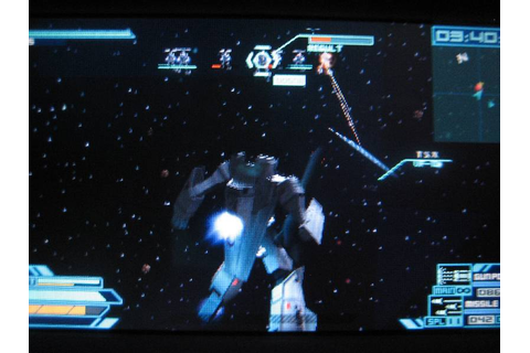 Macross Ace Frontier – PSP review | The Web Tech Reviews