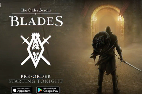 The next Elder Scrolls game is a beautiful mobile RPG ...