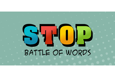 Stop Online - Battle of Words on Steam