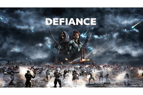 Who am I defying here? (Defiance game review)