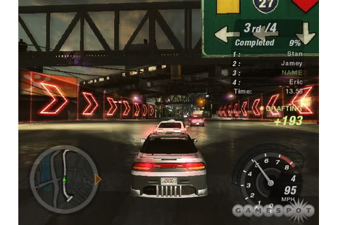 Need for Speed - Underground 2 PC Game Download Free Full ...