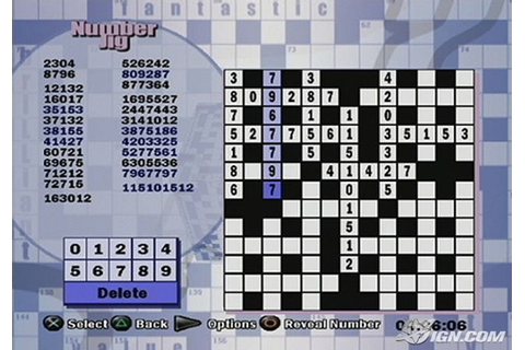 Puzzle Challenge Crosswords and More ISO PPSSPP - isoroms.com