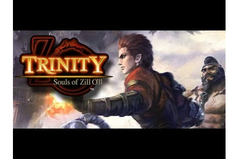 Trinity: Souls of Zill O'll Review - YouTube