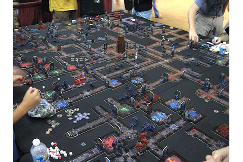 From the Warp: Games Day 2010 was fun