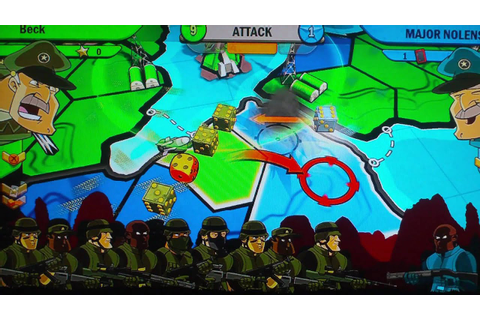 Risk Factions - GamePlay - YouTube