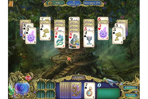 The Chronicles of Emerland Solitaire - Jeux de Solitaire ...