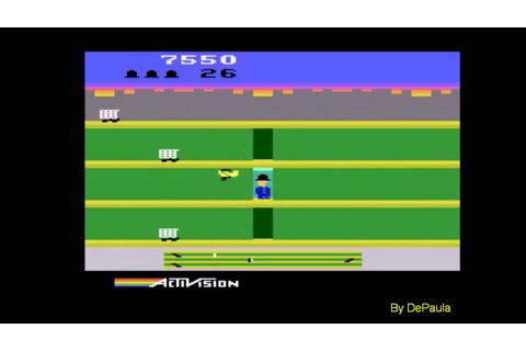 Keystone Kapers (Atari 2600) - YouTube