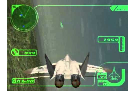 Ace Combat 3 Electrosphere (PS1) - Gameplay - YouTube