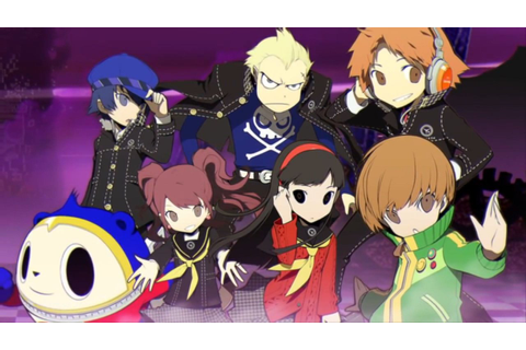 Persona Q: Shadow of the Labyrinth Review (3DS) | Nintendo ...