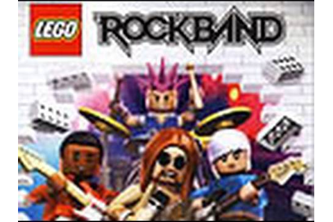 Classic Game Room HD - LEGO ROCK BAND review - YouTube