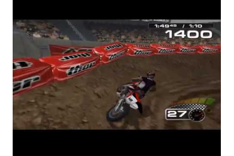 MX 2002 Featuring Ricky Carmichael - Gameplay With ...