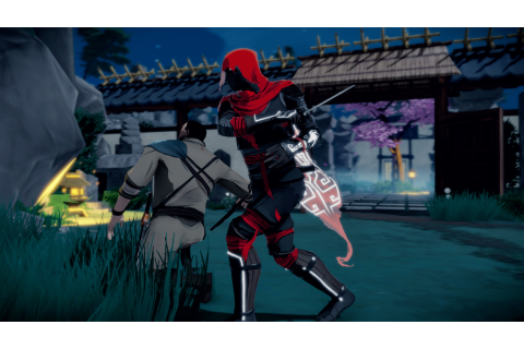 Aragami Review - Thriving in the Shadows