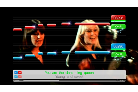 VGR Review: SingStar ABBA | Video Games Reloaded