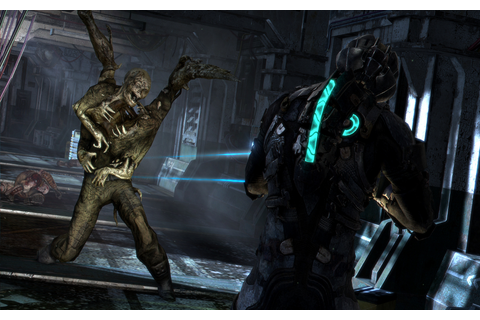 In Support of Dead Space 3 Co-Op – The Average Gamer