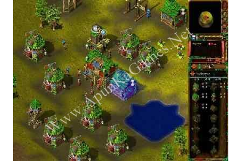Alien Nations - PC Game Download Free Full Version