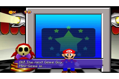 Mario Party 3 - Game Guy Room - YouTube