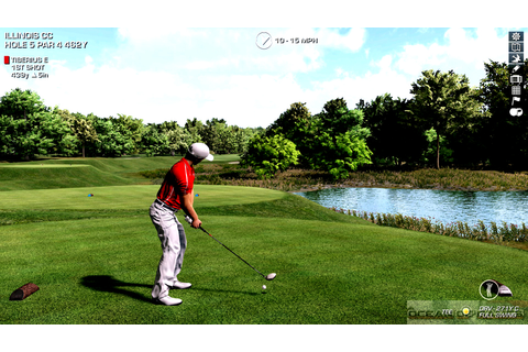 Jack Nicklaus Perfect Golf Free Download - Ocean Of Games